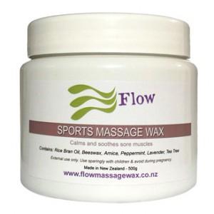 Sports Massage Wax/Balm