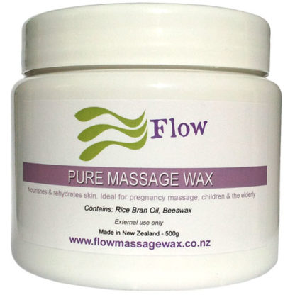 Pure Massage Wax