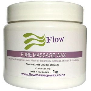 Pure Massage Wax for all massage purposes
